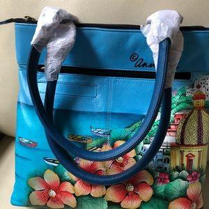 Anuschka Bags - 8347 AMD Anna by Anuschka Amalfi Dawn tote bag